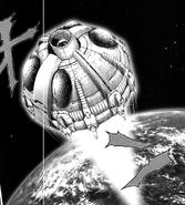 Annex I leaving Earth's orbit