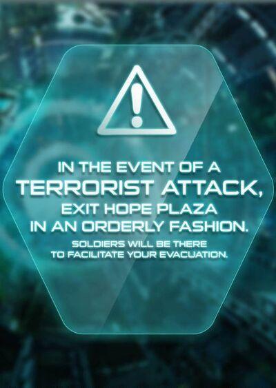 Hope Plaza terrorist attack
