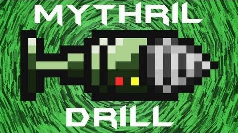 Mythril Drill