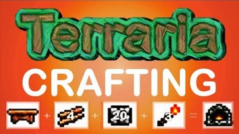 Terraria - Crafting 101