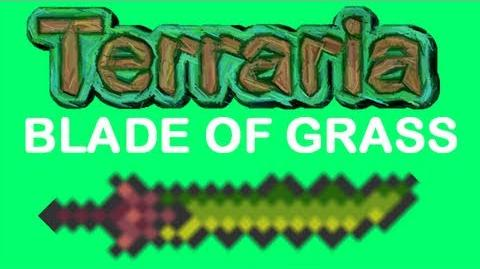 Terraria - Blade of Grass