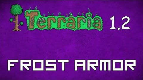 Frost Armor - Terraria 1