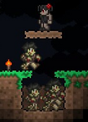 Terraria Zombie Pit (Simple)