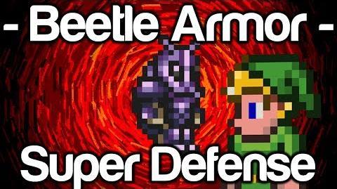 Beetle Armor Terraria 1.2