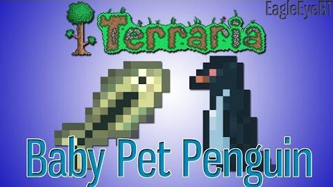 Terraria Fish and Penguin Pet The cutest pet ever! Help and Howto-0