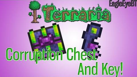 Terraria Corruption Chest Plus the bit's with it! Help and Howto!-0