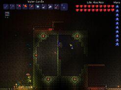 Terraria undead miner, outfit and multi-purpose farm