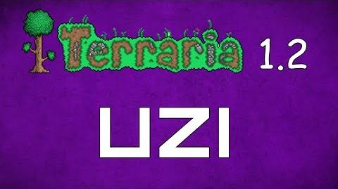 Uzi - Terraria 1