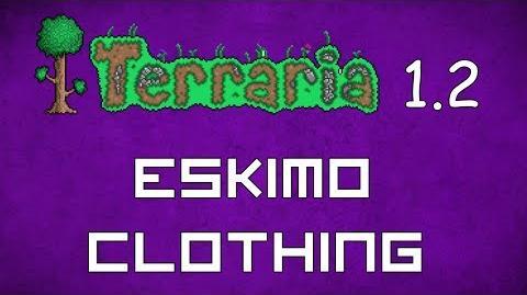 Pink Eskimo Hood