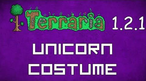 Unicorn Costume - Terraria 1.2