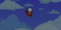 Baby Snowman