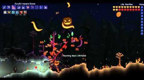 Pumpkin Moon | Terraria Wiki | FANDOM powered by Wikia