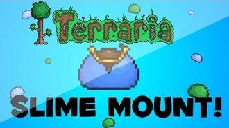 Slime Saddle Terraria 1