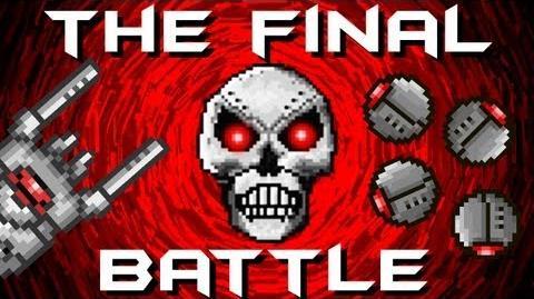 Video Terraria The Final Battle Dungeon Guardian