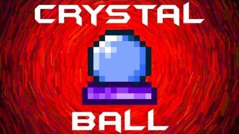 Crystal Ball Terraria HERO