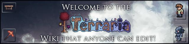 Terraria Wiki - Banner 2