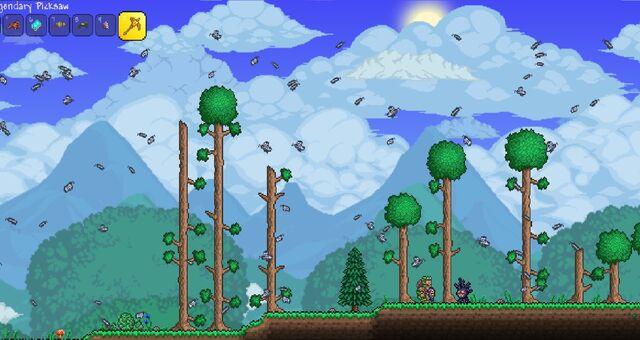 File:Tree Nymph Butterfly Field.jpg