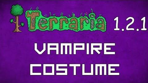 Vampire Costume - Terraria 1.2