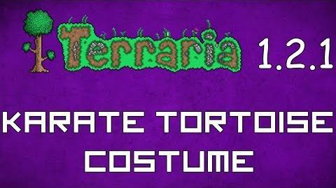 Karate Tortoise Costume - Terraria 1.2