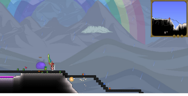 File:Rainbow slime in Hallow.png