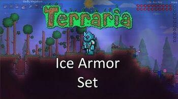 Terraria Obsidian Mod — Ice Armor Set!