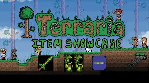 Terraria Blowpipe and Jungle tier item review!