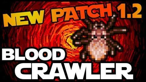 Blood Crawler Vertabrae Bloody Spine The Crimson - Brain of Cthulhu - Terraria 1.2