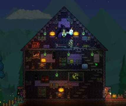 Spooky Wood Terraria Wiki Fandom Powered By Wikia
