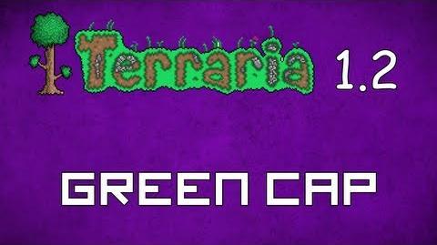 Green Cap - Terraria 1