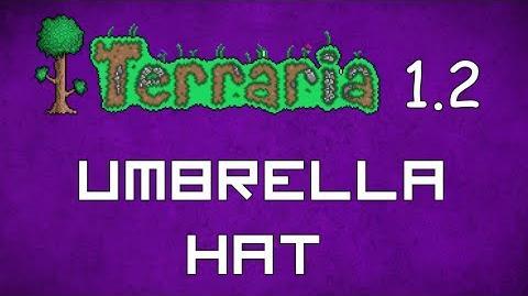 Umbrella Hat - Terraria 1