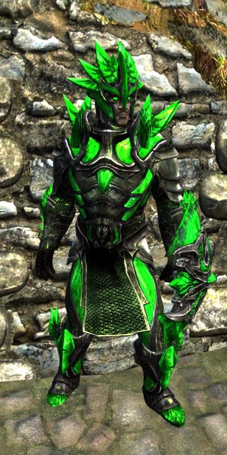 Vvardenfell Glass Armor Immersive Armors The Elder