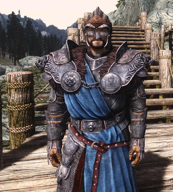 Stormlord Armor for SE request : skyrimmods