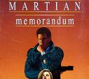 Martian Memorandum