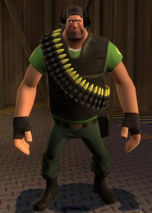 Heavybine Portrait