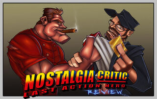 NC Last Action Hero review by MaroBot