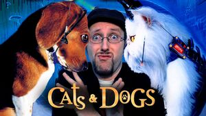 Nostalgia critic cats and dogs