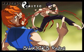 NC Sidekicks by MaroBot