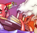 The OTHER Animated Titanic Movie