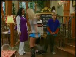 Raven meets Zack and Cody