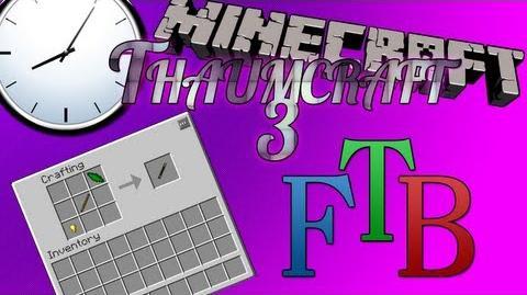 Thaumcraft Basics in 77 Seconds!