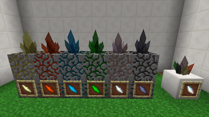 how to make balanced shards thaumcraft 4.2