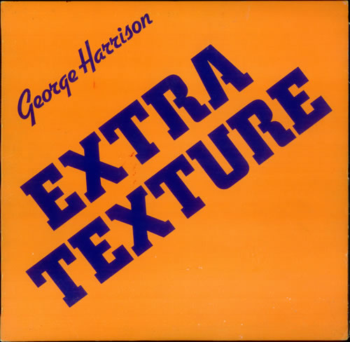 George Harrison Extra Texture