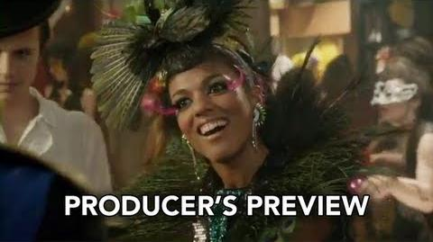 """The Carrie Diaries 1x04 Producer's Preview """"Fright Night"""""""