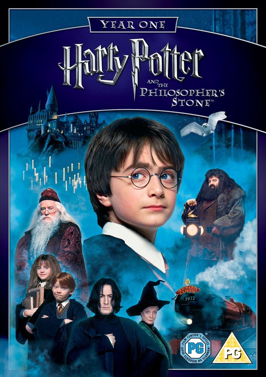 harry potter and the philosopher's stone resume