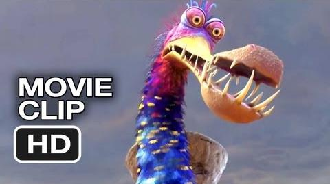 The Croods Movie CLIP - Hunting (2013) - Dreamworks Animated Movie HD
