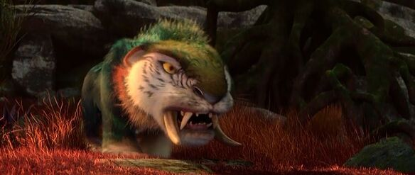 Macawnivore Growling