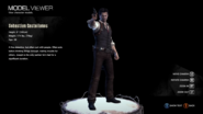 Sebastian Castellanos model viewer (full body)