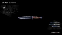 Knife model viewer