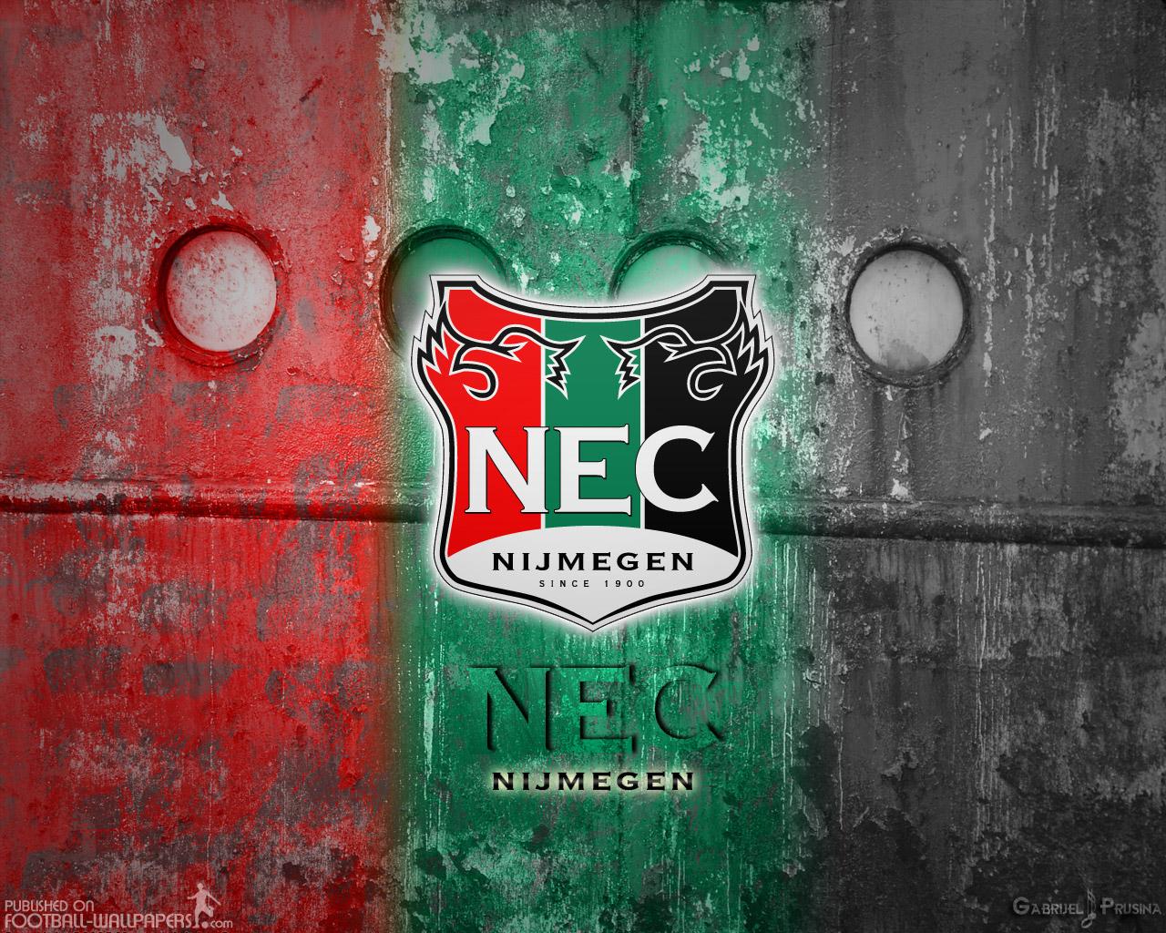 Image - NEC Nijmegen Logo Wallpaper 001.jpg