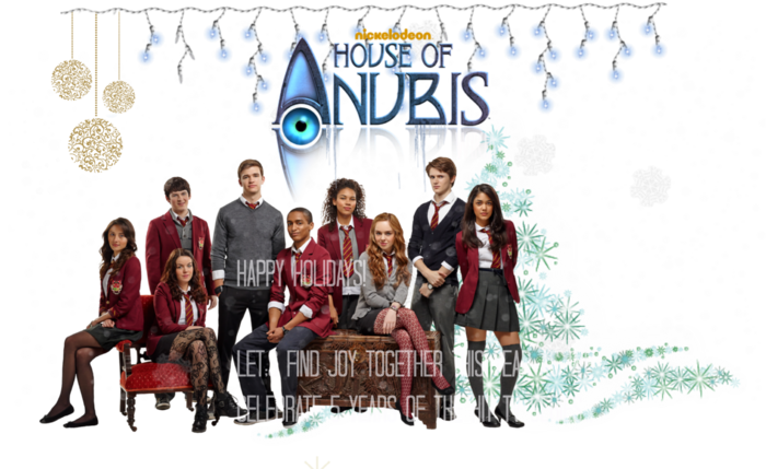 House of Anubis Christmas 2015